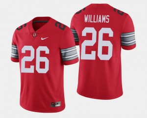 #26 Antonio Williams Ohio State Buckeyes Men 2018 Spring Game Limited Jersey - Scarlet