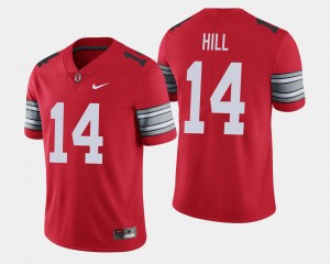 #14 K.J. Hill Ohio State Buckeyes 2018 Spring Game Limited Men's Jersey - Scarlet