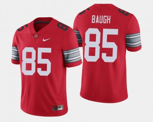 #85 Marcus Baugh Ohio State Buckeyes 2018 Spring Game Limited For Men's Jersey - Scarlet