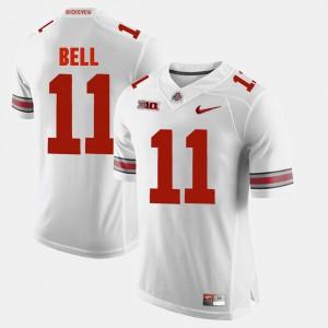 #11 Vonn Bell Ohio State Buckeyes Alumni Football Game Men Jersey - White
